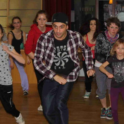 01.03.12: Hip Hop Workshop