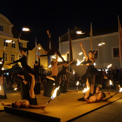 16.07.16: Feuershow in Beilngries